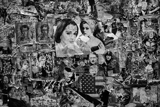 Collage Detail, Portland