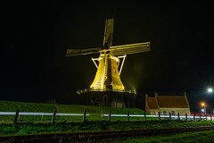 Medemblik by night