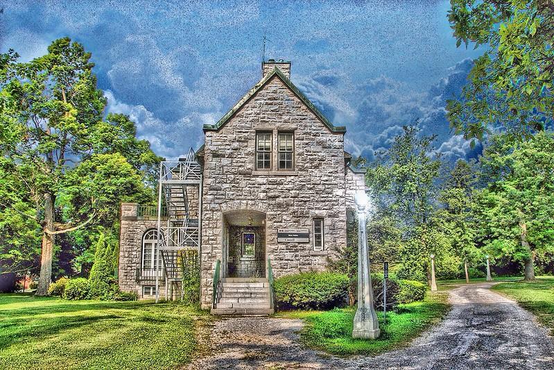 Kingston Ontario  Canada ~ Stone Gables ~ Vacant ~ Correctional Service of Canada