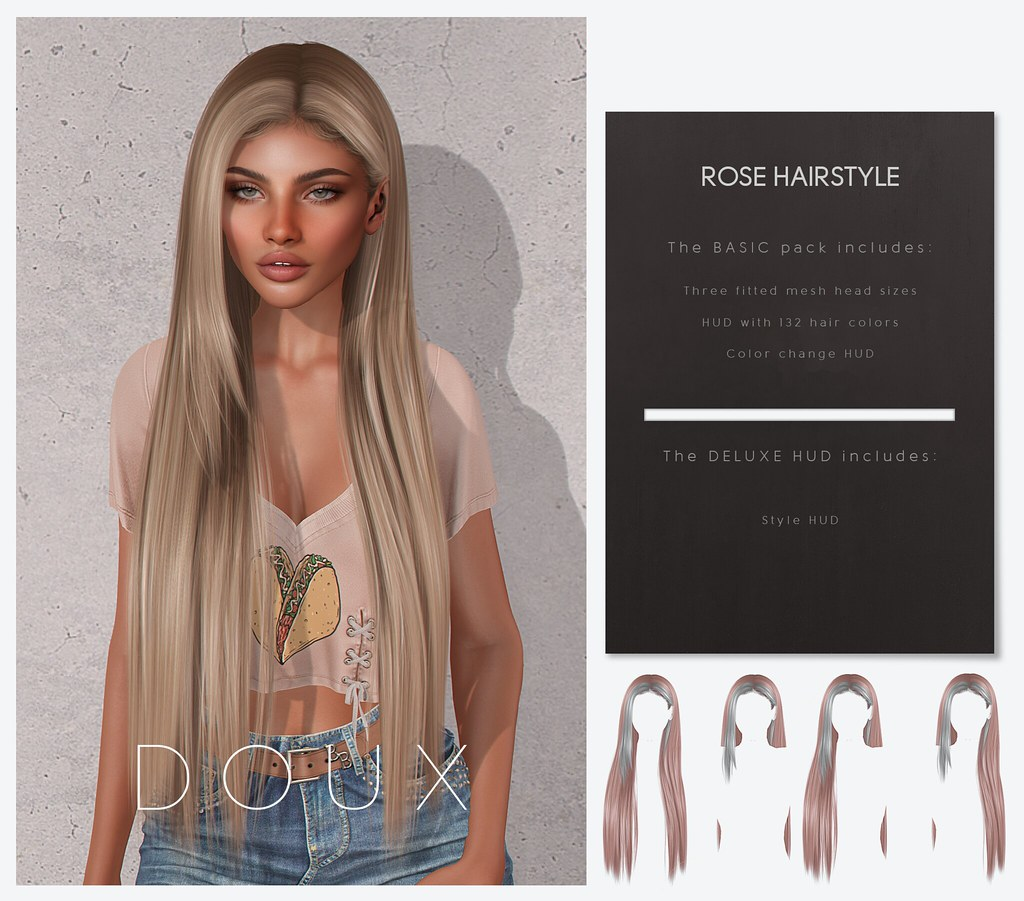 DOUX – Rose @ equal10