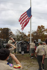11-9-20 Flag Retirement Drop Box