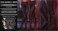 AsteroidBox. Elise Leggings & Boots @ Equal10