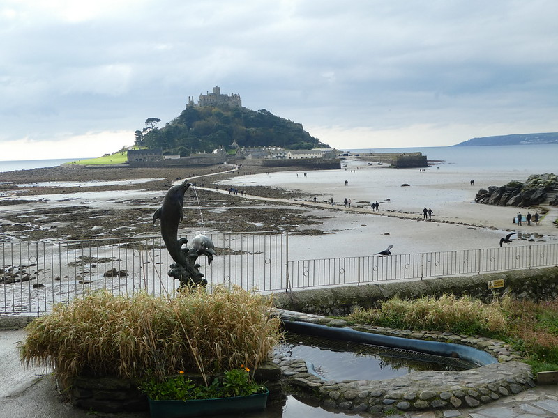 View of St. Michael's Mount from Marazion