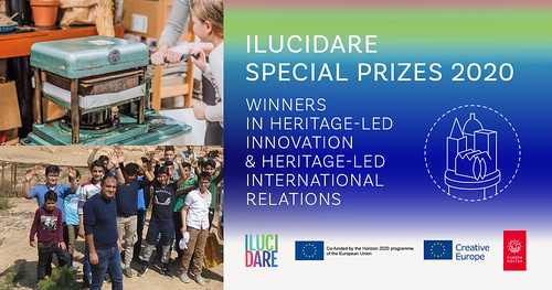 2020 Winners of ILUCIDARE Special Prizes 2020 | by europanostra
