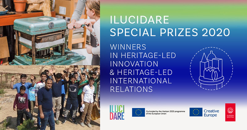 2020 Winners of ILUCIDARE Special Prizes 2020