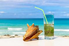 Ocean and mojitos, Cuba, Varadero