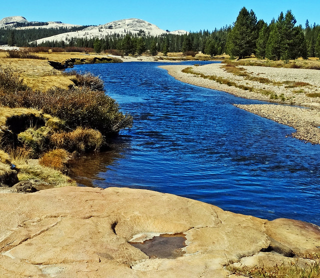 Tuolumne River, Yosemite High Country 2019