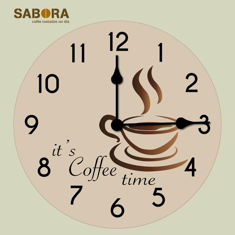 Tempo para tomar un  café