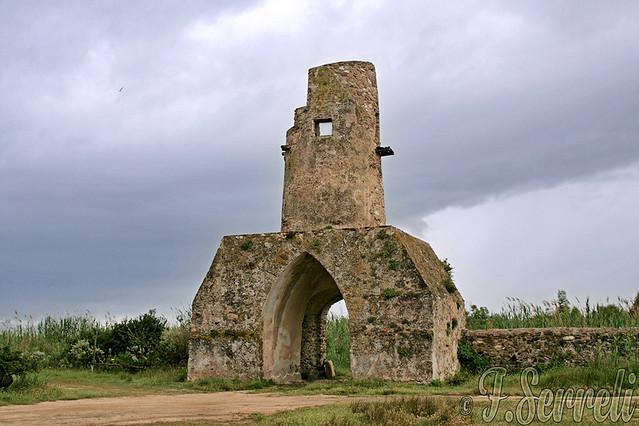 Torre dei Dieci Cavalli (Sec. XVI) - Muravera