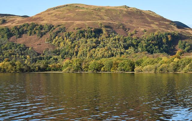 Autumn Colours on Loch Lomond