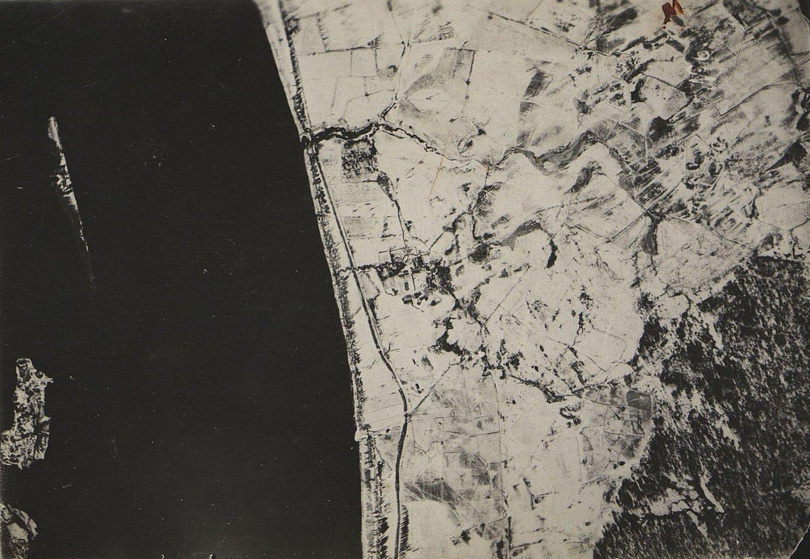1916. Зимняя фоторазведка Двины (севернее Двинска) на одном из участков Северного фронта (снимок четвёртый)