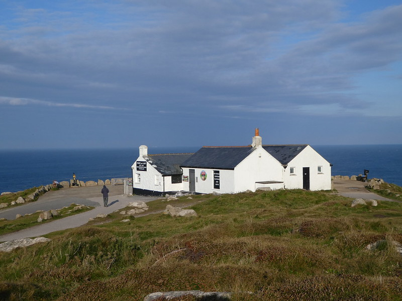 The First and Last Inn, Land's End