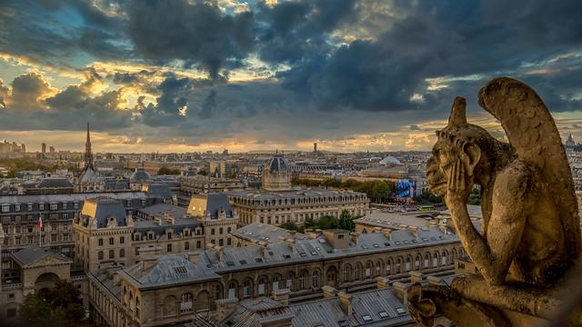 [Explore 11/11/20 #10] La stryge - Notre Dame de Paris