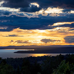 Lake skies 14/14, Plintsberg, July 8, 2020