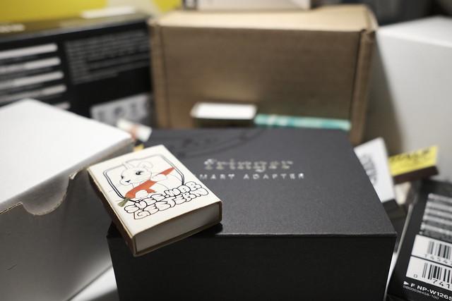 [CT: Box] Die alte Schachtel und ihre Freunde