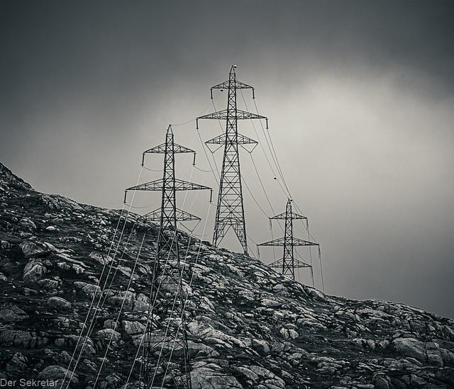 In den Alpen --- In the Alps
