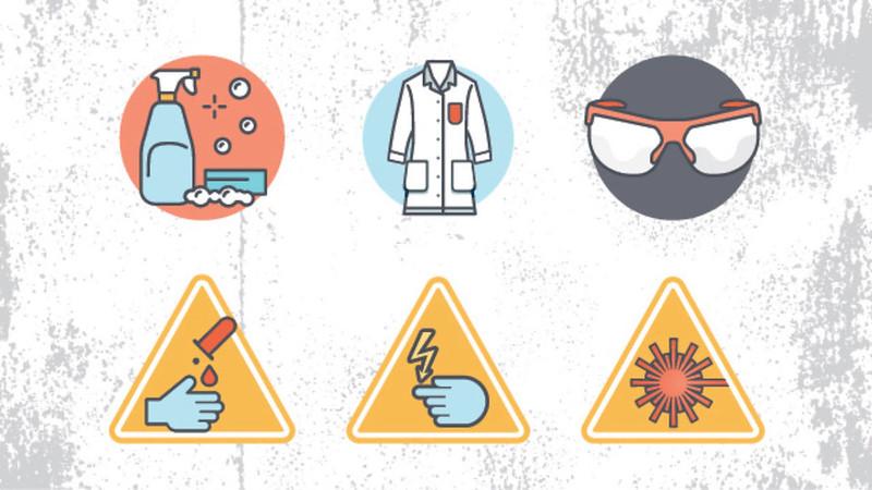 an toàn thí nghiệm