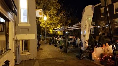Café Georgetown Parklet