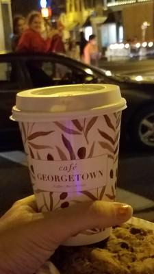 Coffeeneuring 2020: Ride #4
