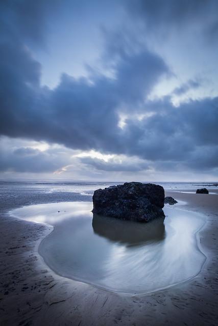 Brean Down Beach