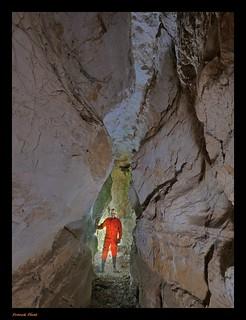 Grotte de la Route Myon-Chiprey - Alaise