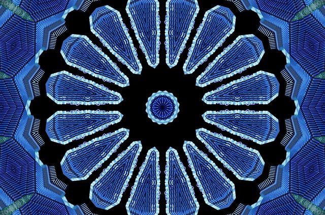 kaleidoscopic aria