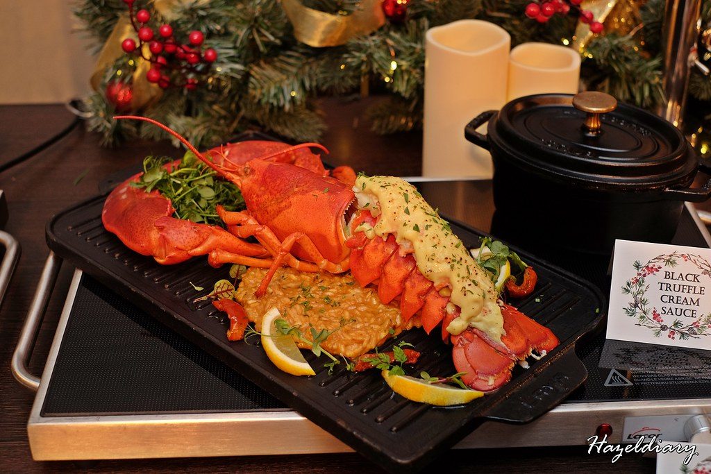 Singapore Marriott Tang Plaza Hotel-Lobster Thermidor