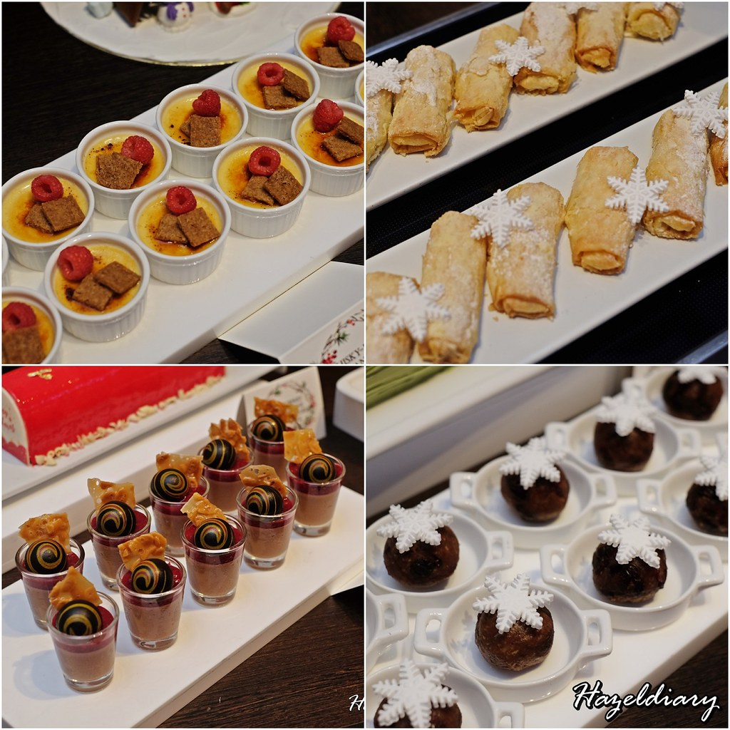 Singapore Marriott Tang Plaza Hotel-Desserts-1