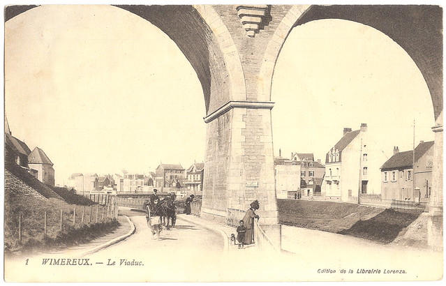 Wimereux - Le Viaduc Prior to 1961