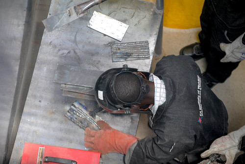 Kenya: Empowering youth through welding training and job placements