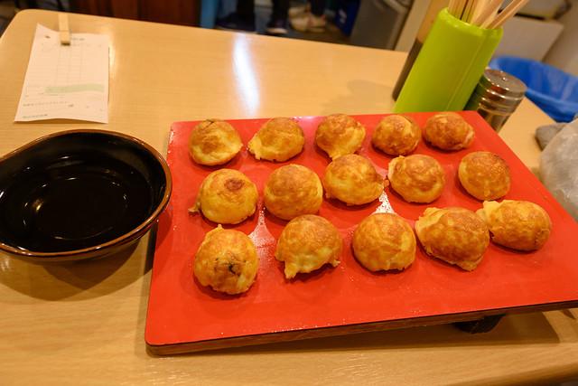 Tamagoyaki / Akashiyaki / Takoyaki