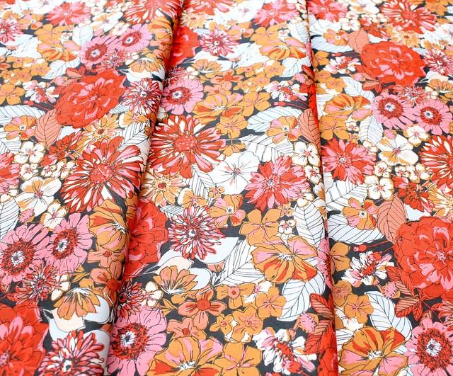 Art Gallery Fabrics Kismet Fleuron Haven