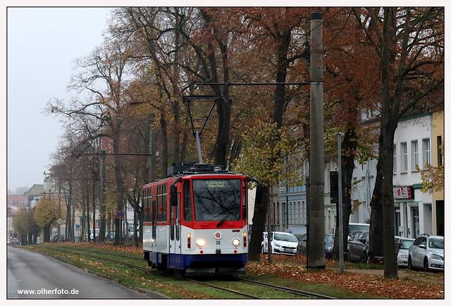 Tram Strausberg - 2020-02
