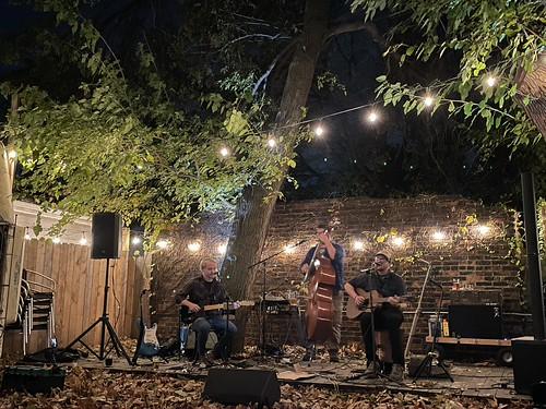 Ben Gage Trio  11 6 20