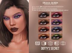 Dotty's Secret - Drama Queen - Eyeshadow @The Jail Event
