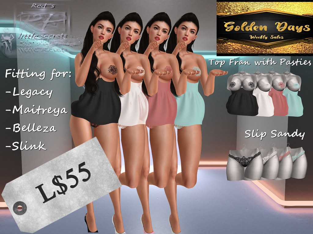 Golden Days Sale