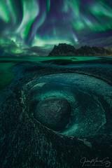 The Dragon's Eye - Uttakleiv (Nordland, Norway)
