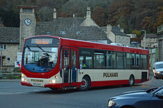 Pulhams PUI 9493, Nailsworth