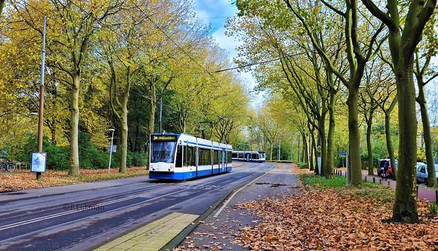 Trams in de Herfst 20