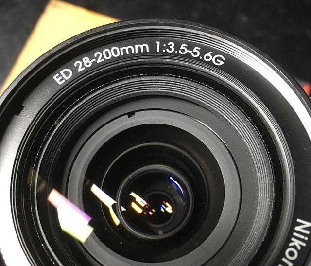 AF NIKKOR 28-200mm F3.5-5.6 G ED