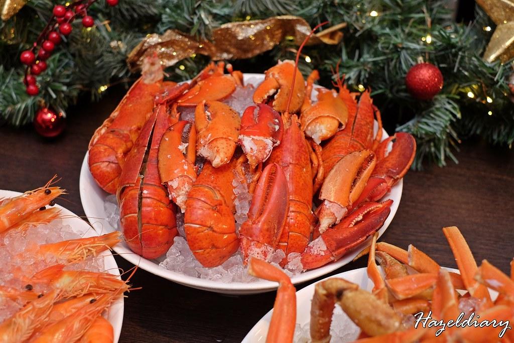Singapore Marriott Tang Plaza Hotel-Seafood Platter