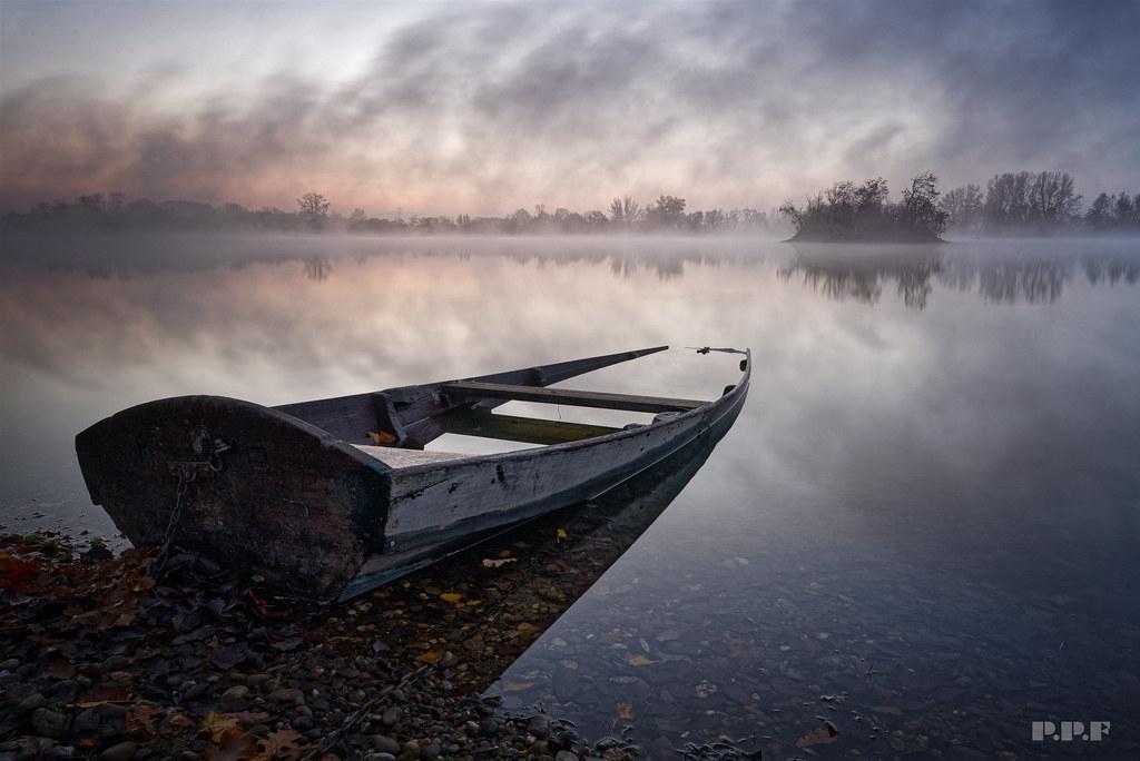 Das Boot und der Nebel......