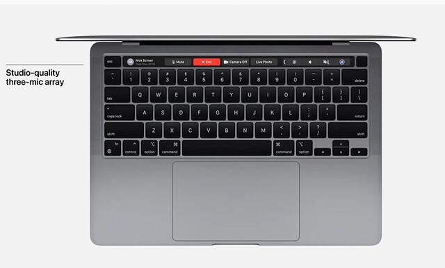 Apple Lancar MacBook Pro 13' 2020