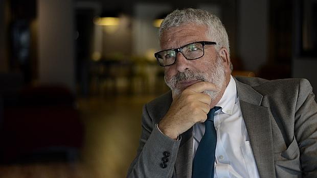 Gregorio Luri, foto de MAYA BALANYA