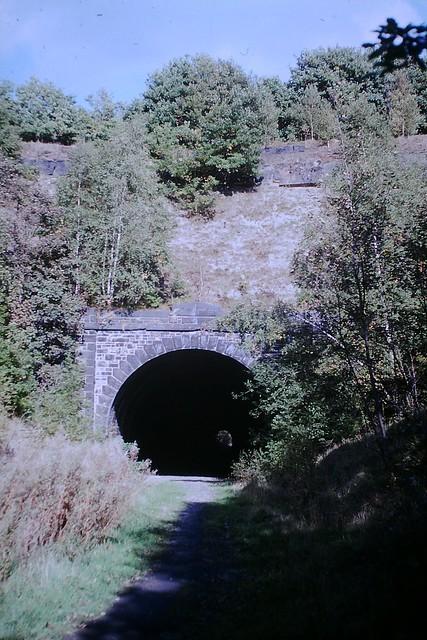 Silkstone West Tunnel