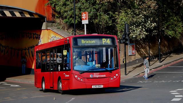 Stagecoach London - 36537 - LX12DHV