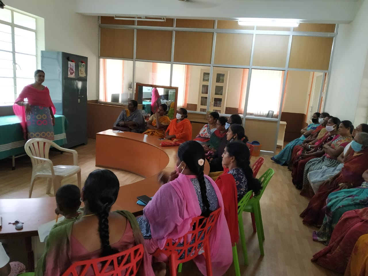 Therapeutic Training on Good Posture and Pain Management