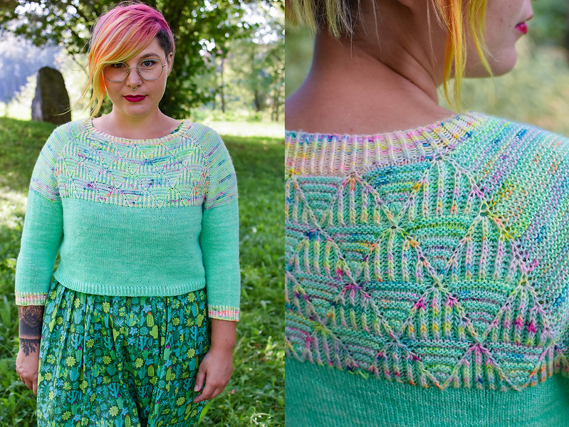 Lizzie Sweater by Susanne Sommer