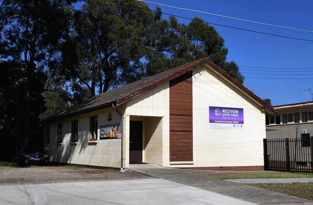 Baptist Church, Doonside, Sydney, NSW.
