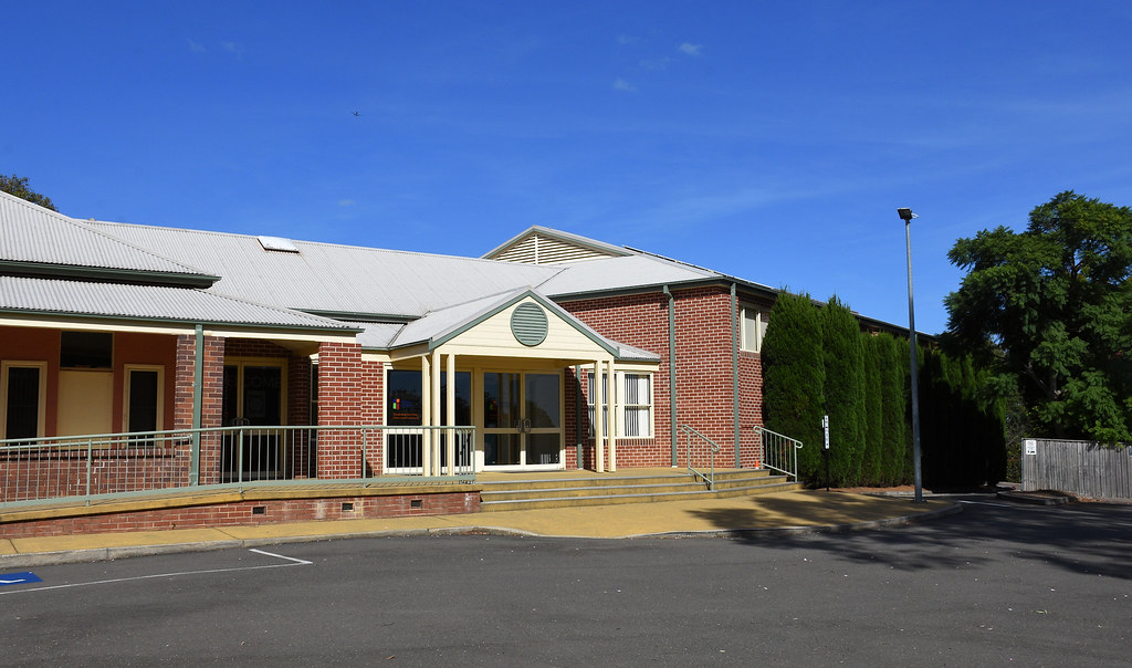 Baptist Church, Thornleigh, Sydney, NSW.